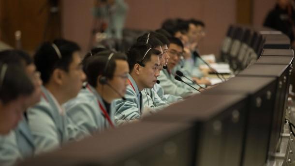 Der Esa-Chef lobt die chinesische Mondlandung