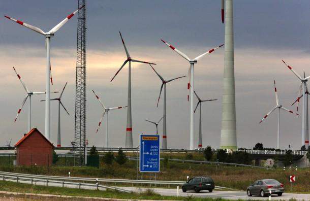 öffentlicher Verkehr Windpark-bei-altentreptow