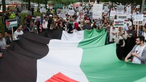 2000 Teilnehmer bei Al-Quds-Demonstration erwartet