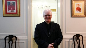 Kardinäle sammeln Stimmen für Odilo Scherer