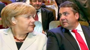 Union und SPD positionieren sich vor Sondierungsgesprächen