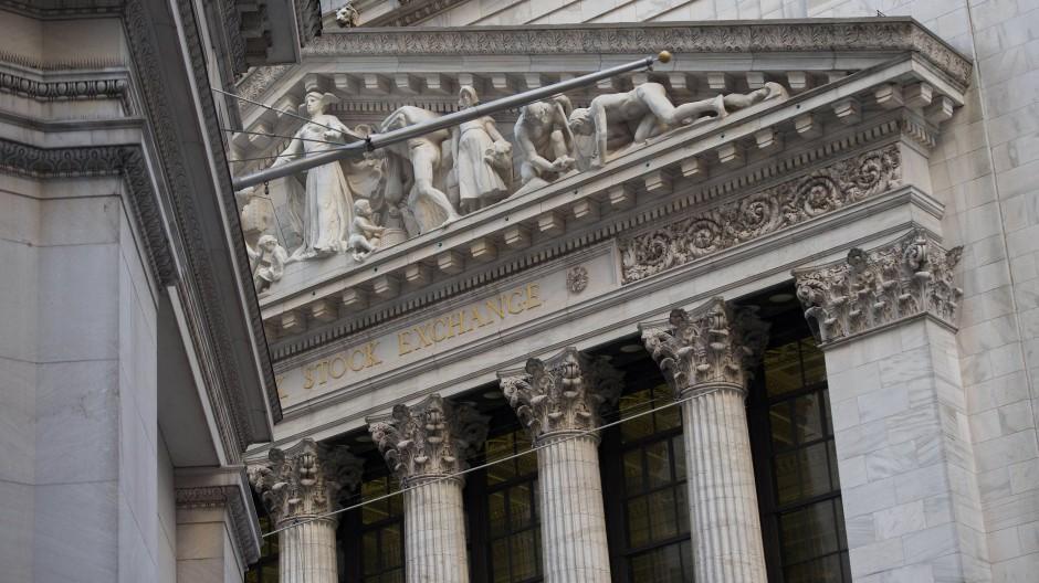 Vor allem von Tech-Aktien an der Wall Street haben die Aktienfonds profitiert.