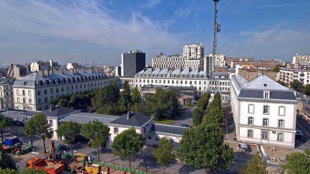 Ermittlungen gegen ehemalige französische Geheimdienstler