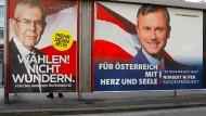 Umfragen sagen knappes Ergebnis in Österreich voraus