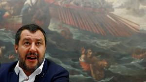 Salvini macht keine Politik