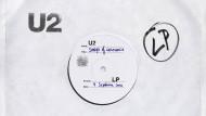 Das Cover des neuesten Werks von U2