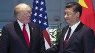 Der Handelsstreit zwischen Amerika und China beeinflusst auch deutsche Unternehmen.