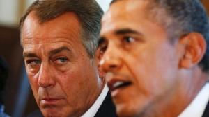 Republikaner Boehner stellt sich hinter Obama