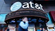 Freie Bahn für AT&T: Richter genehmigen die Übernahme des Medienkonzerns Time Warner.