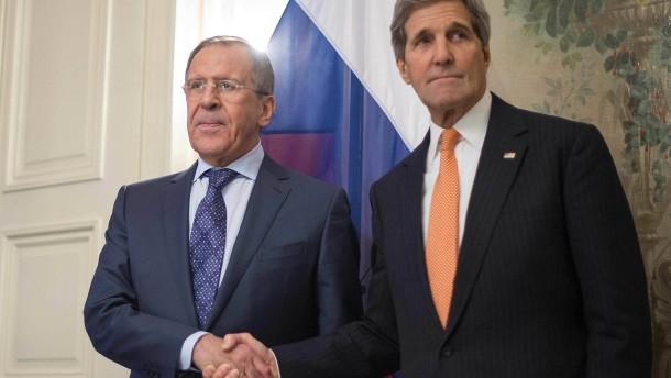 """""""Das ist ein Erfolg russischer Diplomatie"""""""
