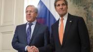 Das ist ein Erfolg russischer Diplomatie