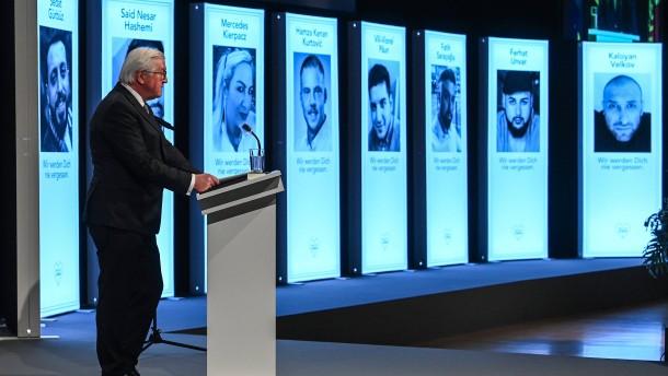 Bundespräsident Steinmeier fordert Aufklärung