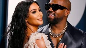 Kim Kardashian plant angeblich Scheidung von Kanye West