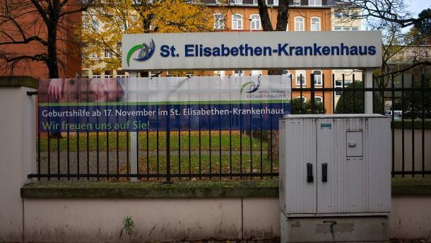 Elisabethenkrankenhaus in Schieflage