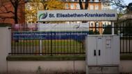 Das Elisabethenkrankenhaus in Bockenheim: Ein attraktiver Klinikstandort, sagt das Sozialministerium.