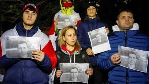 Das Regime hat seinen Märtyrer