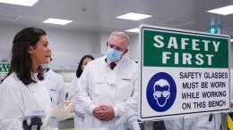 AstraZeneca setzt Test von Corona-Impfstoff aus