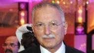 """Ekmeleddin Ihsanoglu, Generalsekretär der """"Organisation für islamische Zusammenarbeit"""" (OIC)"""
