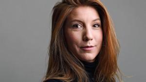 U-Boot-Kapitän: Journalistin ist tot