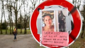 Leichenspürhund soll vermisste Studentin finden