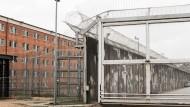 Die Justizvollzugsanstalt Lübeck (Archivbild)