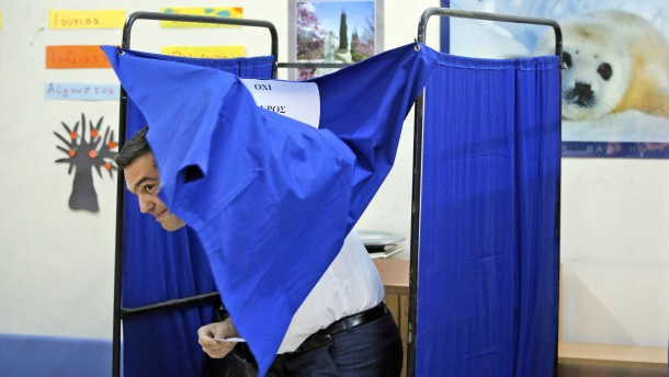 Was Sie über die Wahl in Griechenland wissen müssen