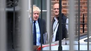 """Johnson sucht die """"geschwätzige Ratte"""""""
