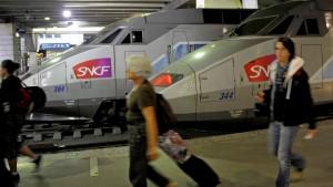 Mit der Eisenbahn direkt nach Marseille
