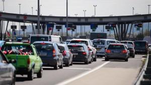 Vorerst keine schärferen Kontrollen an Schengen-Außengrenze