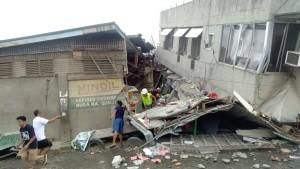 Erdbebenserie erschüttert philippinische Insel Mindanao