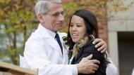 Krankenschwester überlebt Ebola