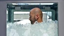 """""""Die ersten 15 Minuten in der Eisbox waren sehr unangenehm"""""""