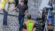 Auftakt der Dreharbeiten für neuen Til-Schweiger-Film