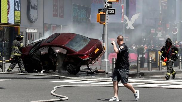 Der Fahrer vom Times Square