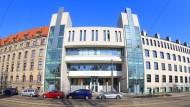 Das Landgericht in Magdeburg.