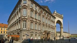 Die geheime Machtzentrale in München