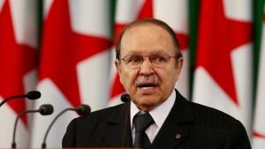 Algeriens Präsident Bouteflika tritt bis 28. April zurück