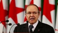2009 war der algerische Präsident Abdelaziz Bouteflika noch nicht gesundheitlich angeschlagen wie heute.