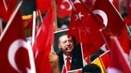 Bald wieder zu Gast in Deutschland: der türkische Präsident Recep Tayyip Erdogan
