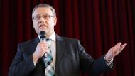 """Landrat Götz Ulrich (CDU): """"Ein Guter"""""""