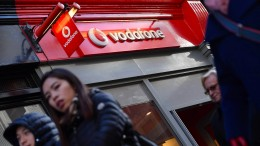 5G-Lizenzerwerb kostet Vodafone-Aktionären Dividende