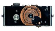 Die habe ich mir gebaut: Oskar Barnacks Ur-Leica.