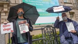 180.000 Arbeitsplätze unter Freiberuflern in Gefahr