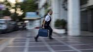 EZB verweigert griechischen Banken zusätzliche Hilfen