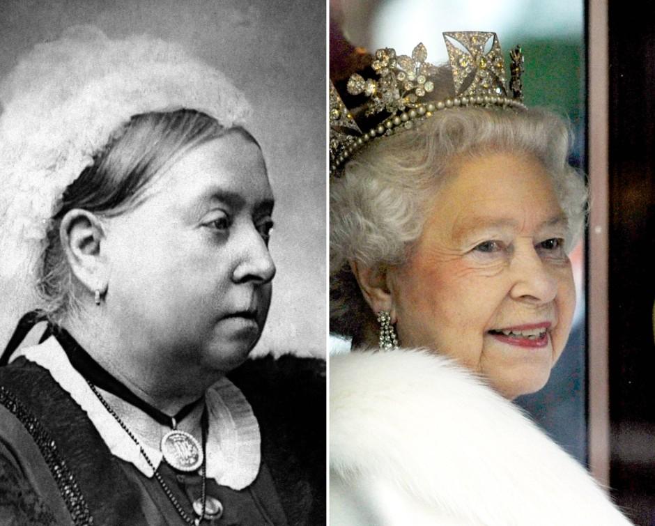 Königin Elisabeth 2
