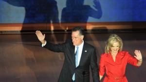 Romney: Obama fehlt der Führungswillen