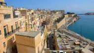 Standort der Anwaltskanzlei Chetcuti Cauchi: Die maltesische Hauptstadt Valletta