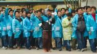 Streik bei IBM in China