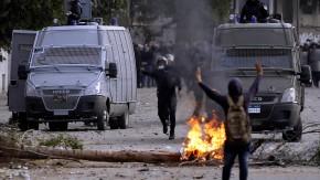 Protest in Kairo 2801