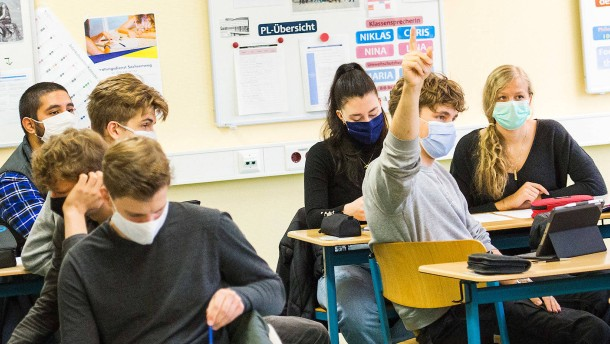 Die Risikogruppe an den Schulen